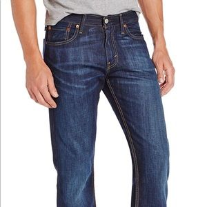 New Levi's Men's 514 Straight fit Stretch Jean